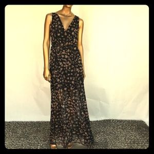 BCBGENERATION STAR MAXI DRESS